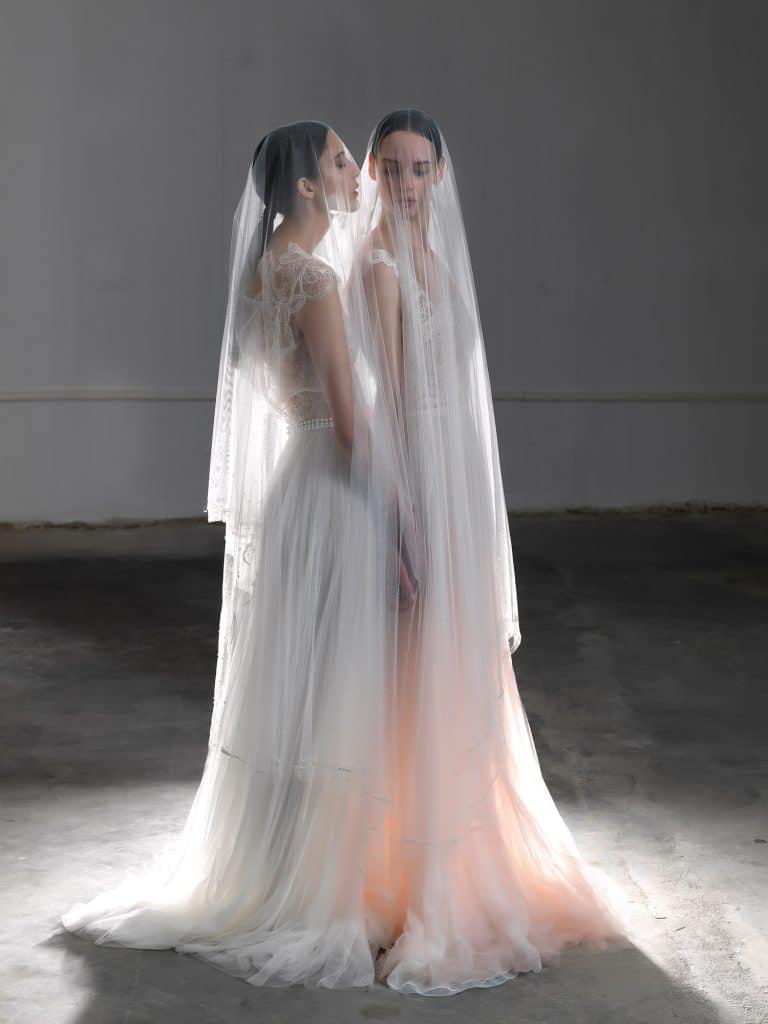 Ρομαντικά νυφικά 2017 Vasia Tzotzopoulou