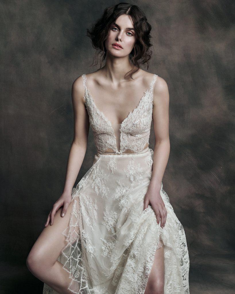 Bridal collection 2018 Vasia Tzotzopoulou