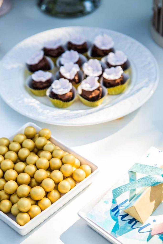 wedding dessert decoration