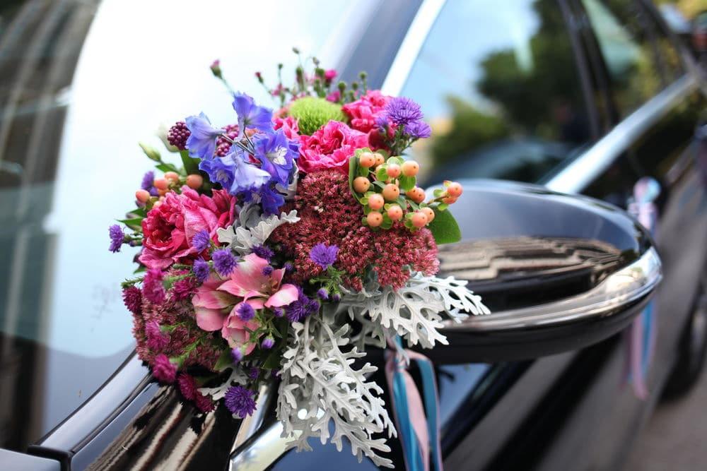 Πολύχρωμα λουλούδια γάμου by phaedra liakou