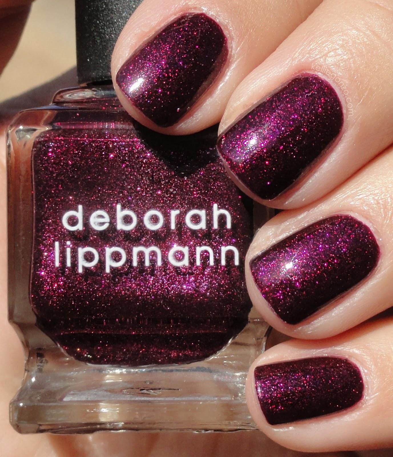 Manicure by Deborah Lippmann