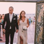 Chic wedding in Athens Riviera