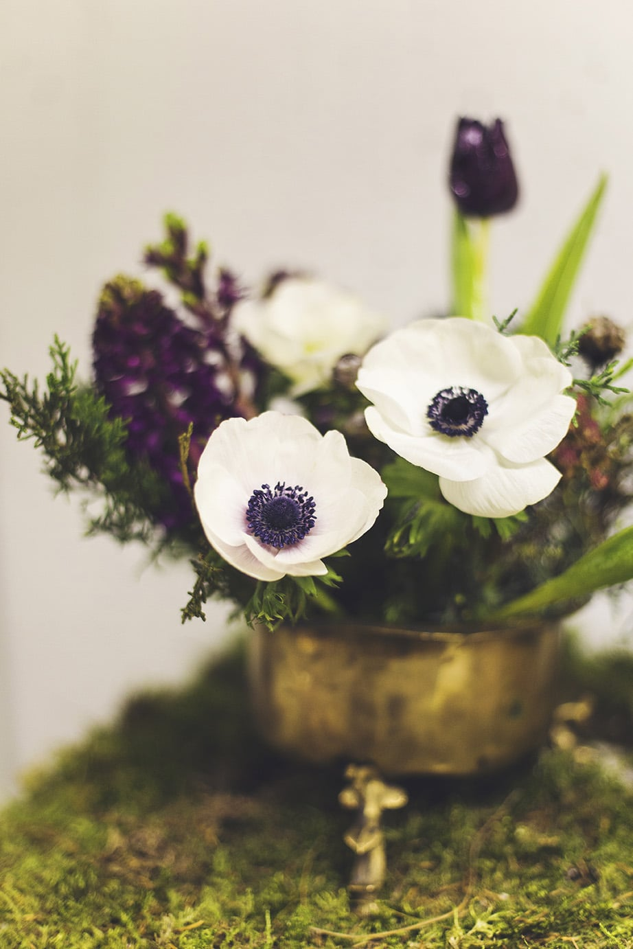 what does your favorite flowers mean the wedding tales