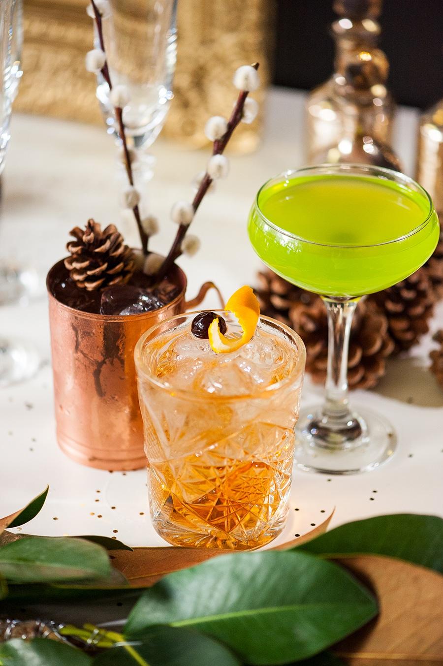 Bar catering και ποτά γάμου