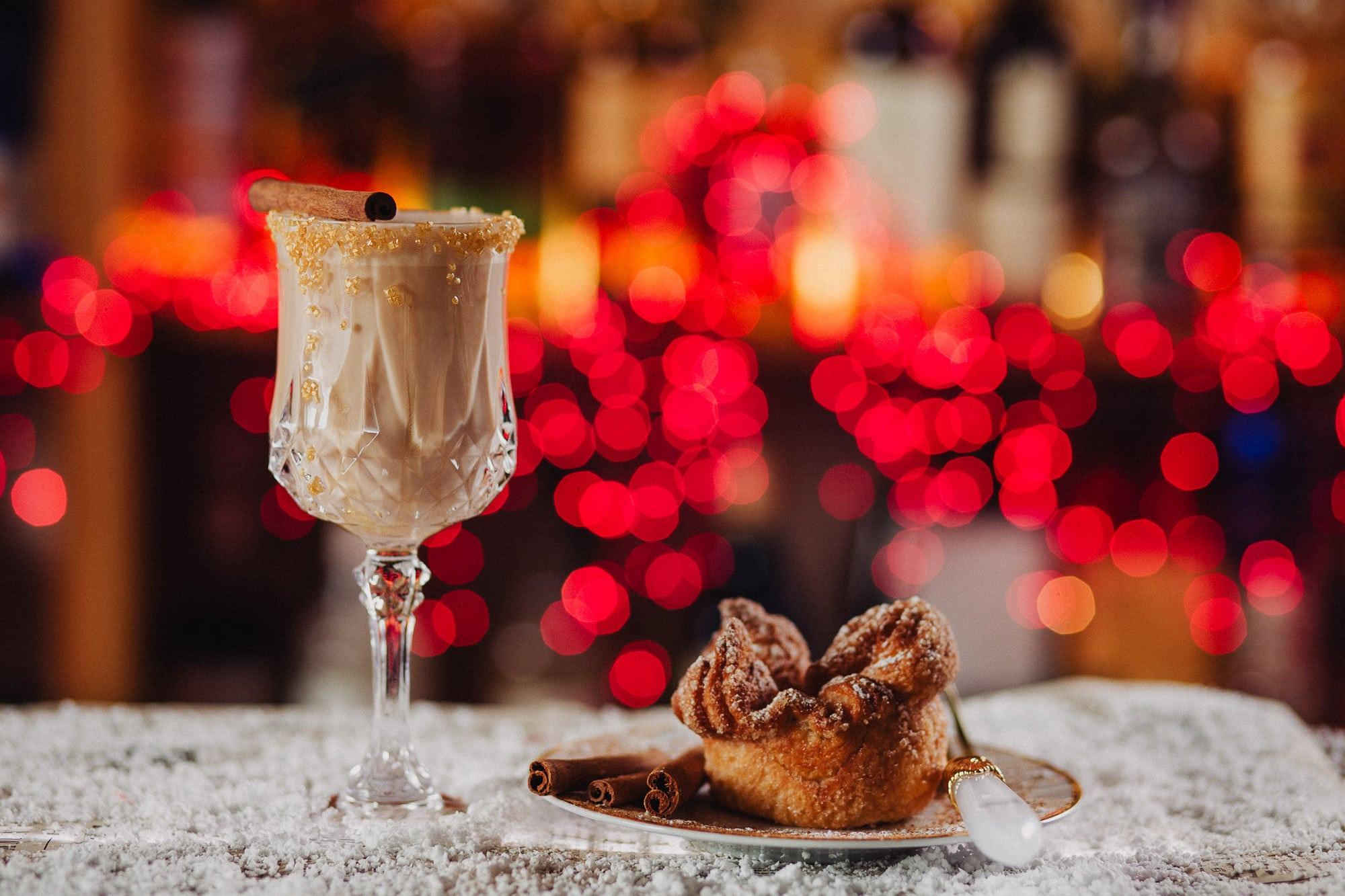 Χριστουγεννιάτικα cocktails