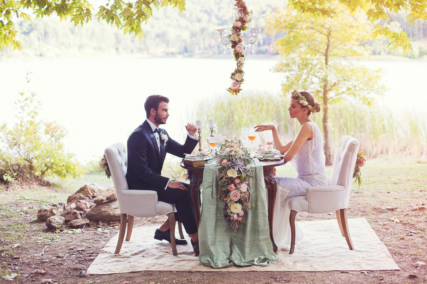 Elopement at the Lake