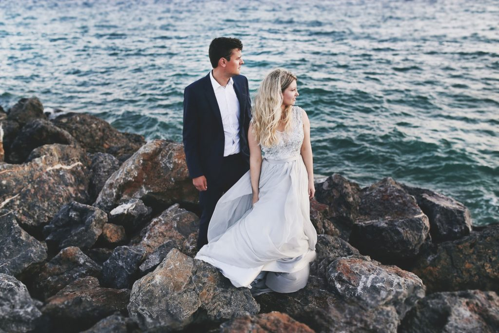 Stunning summer wedding in Chalkidiki