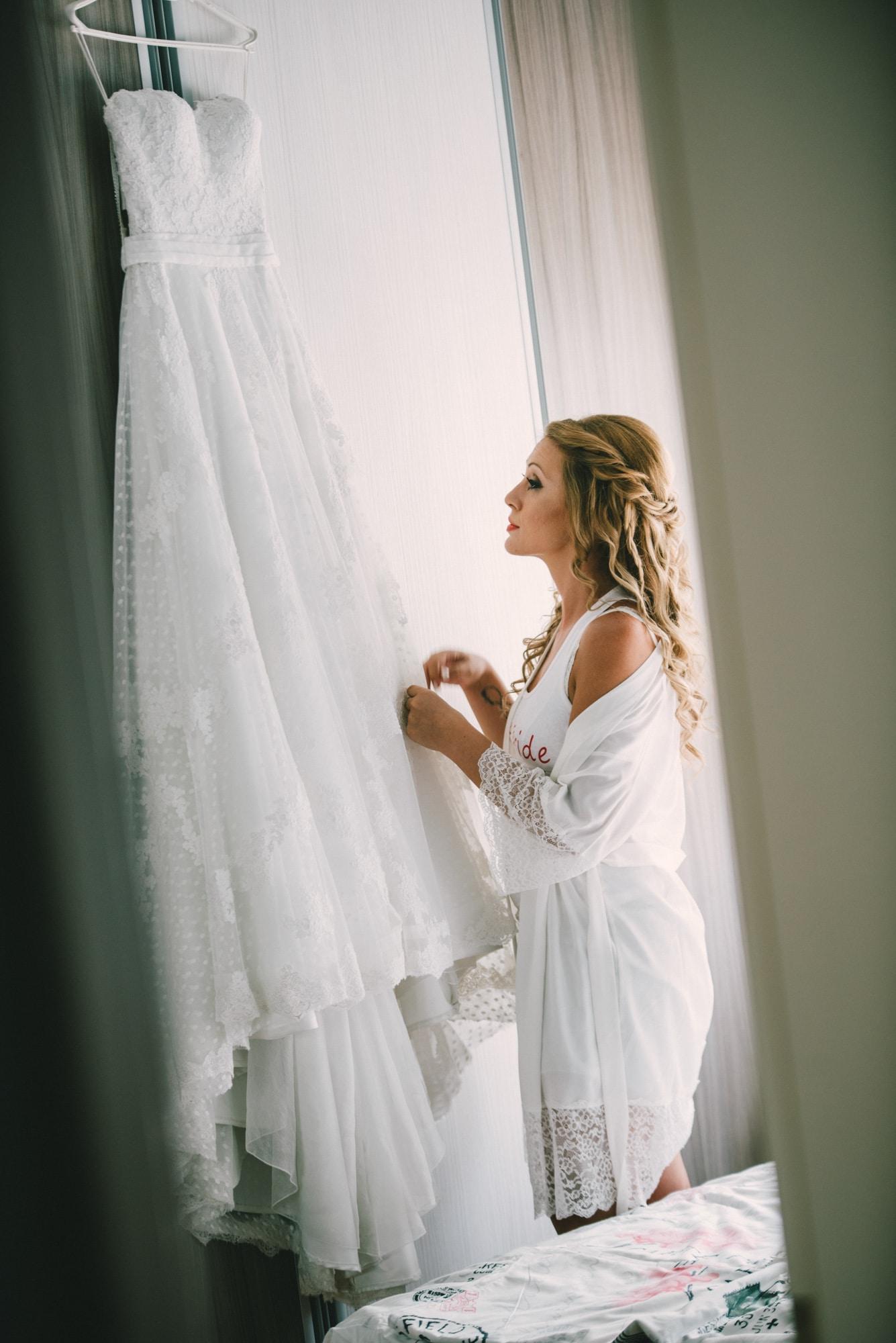 Κόκκινος rustic γάμος στην Αλεξανδρούπολη