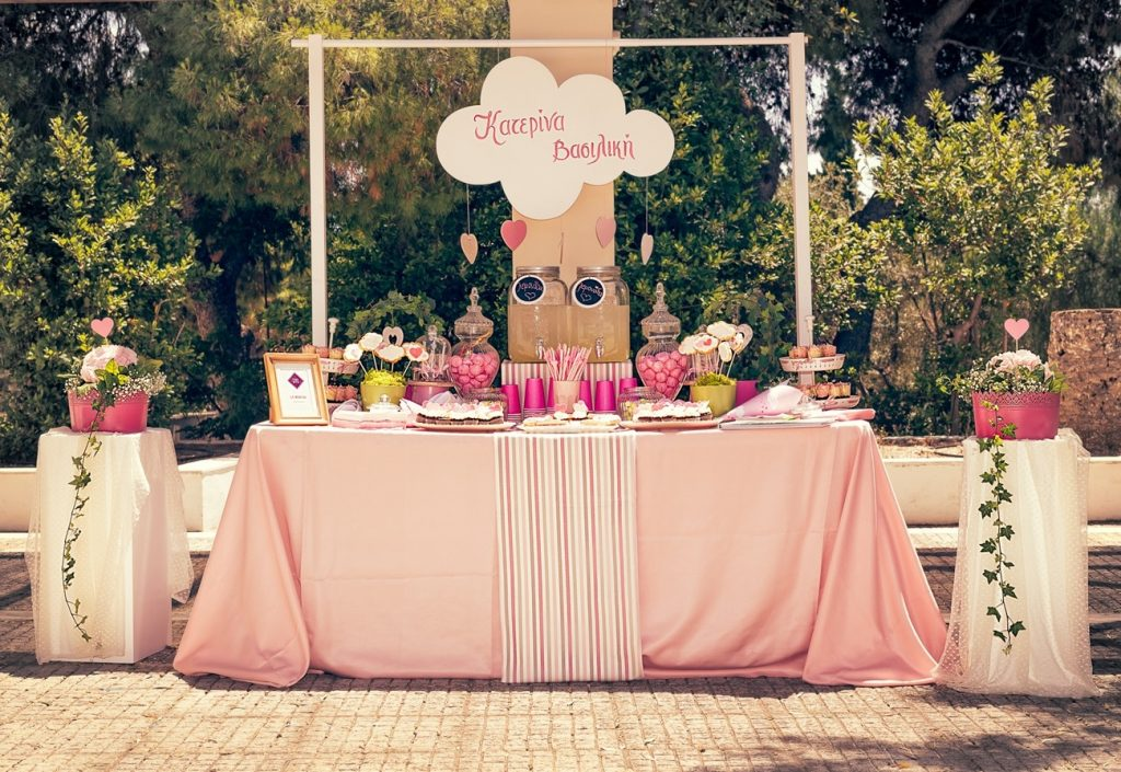 romantic wedding wish table decoration la madrina