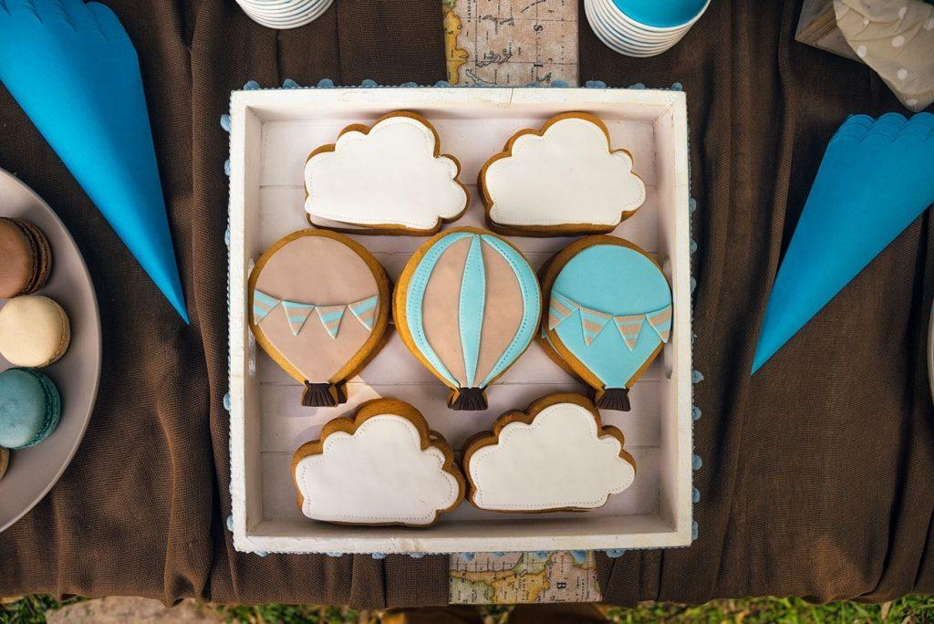 wedding and baptism cookies la madrina