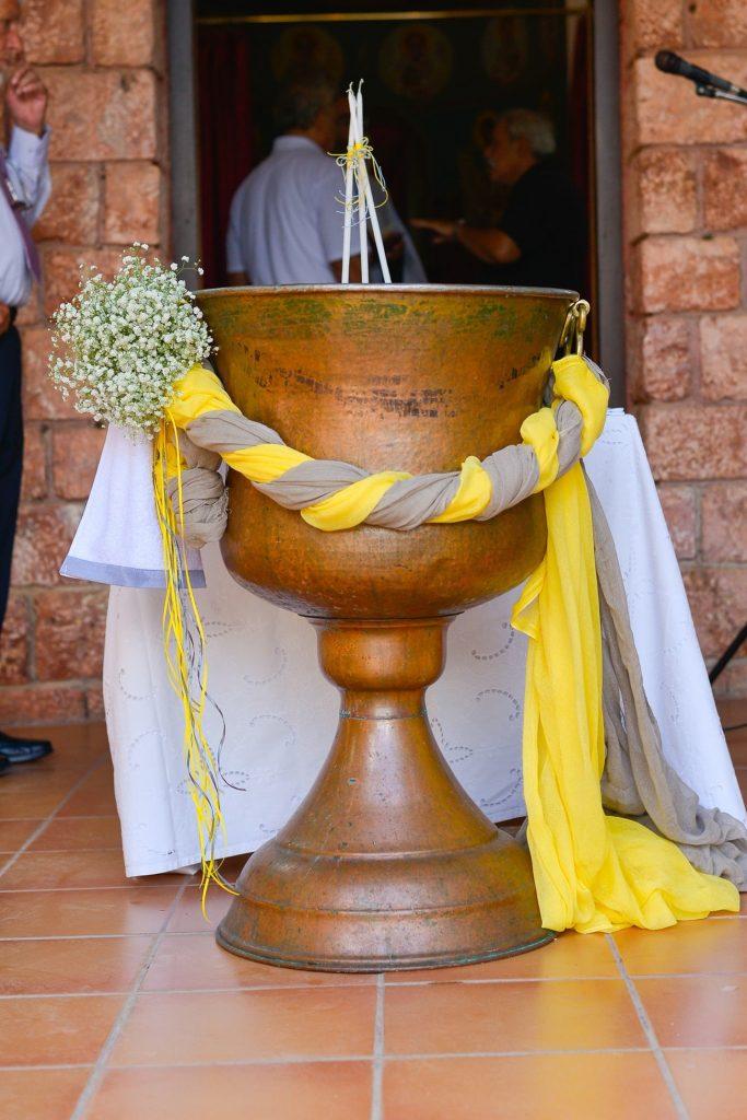 baptism decoration la madrina