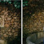 Next day photoshoot at Royal Gardens