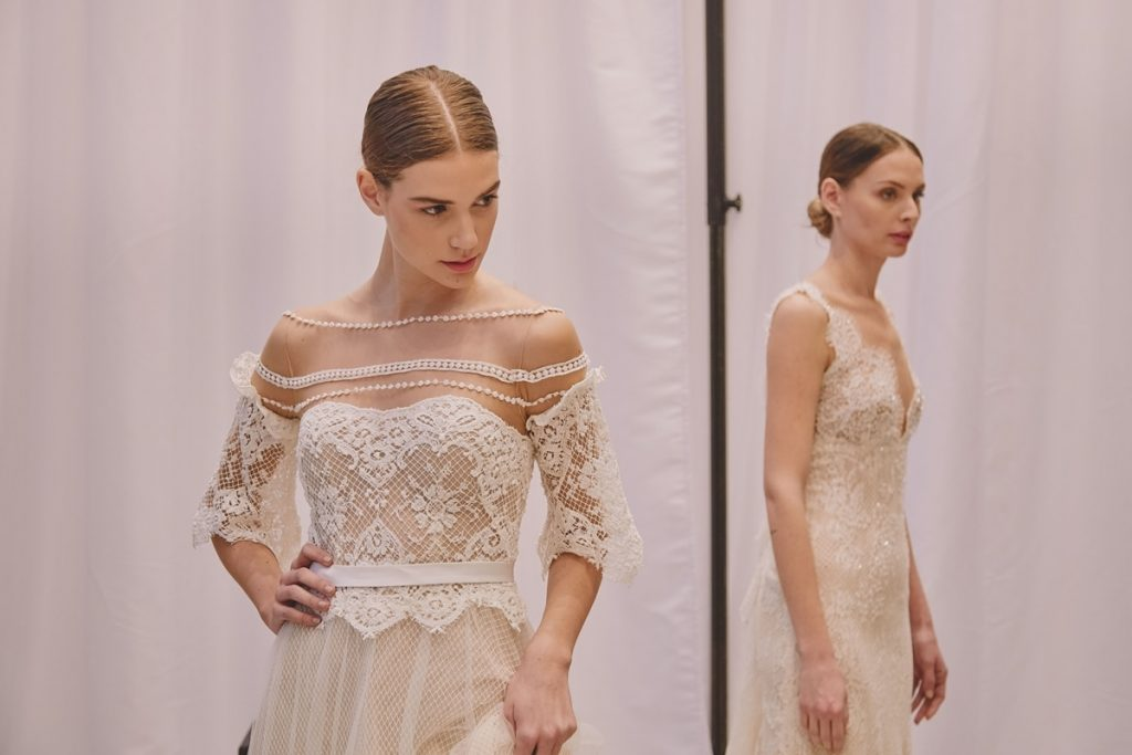 """Aeras"" bridal collection by Mairi Mparola"