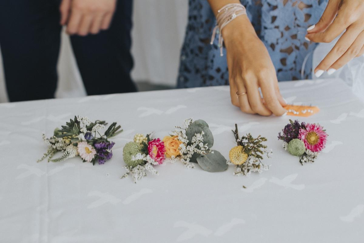 Οργάνωση και στολισμός γάμου La Fete