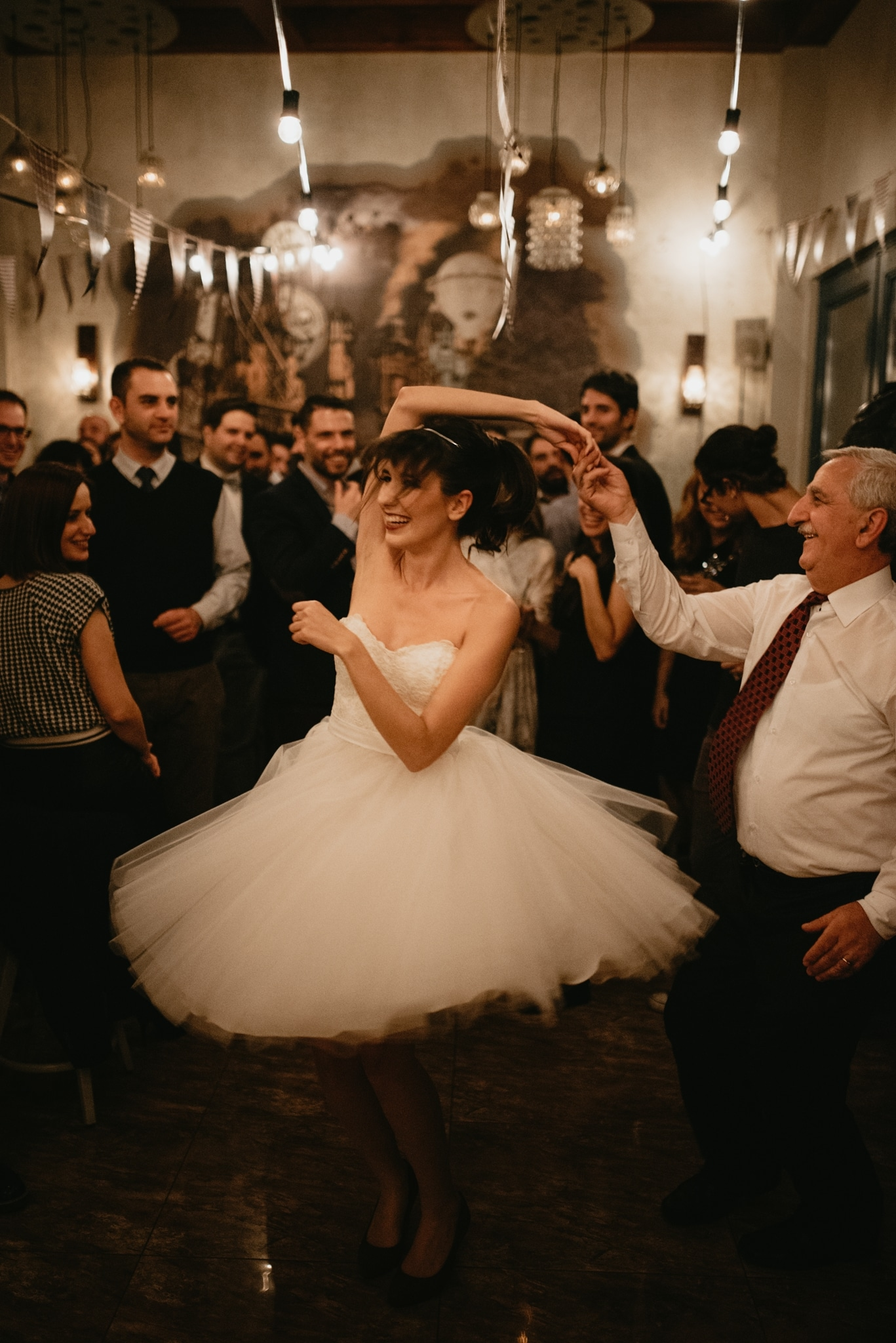 Fairytale vintage wedding