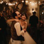 Παραμυθένιος vintage γάμος