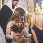 Christmas wedding in Athens