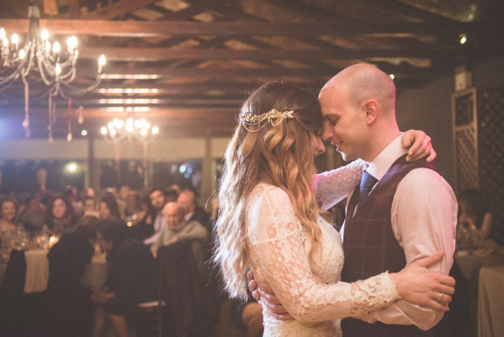 Χριστουγεννιάτικος γάμος στην Αθήνα