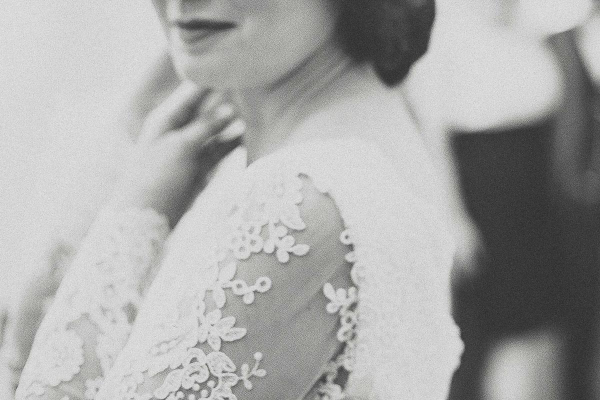 Bride's photoshoot