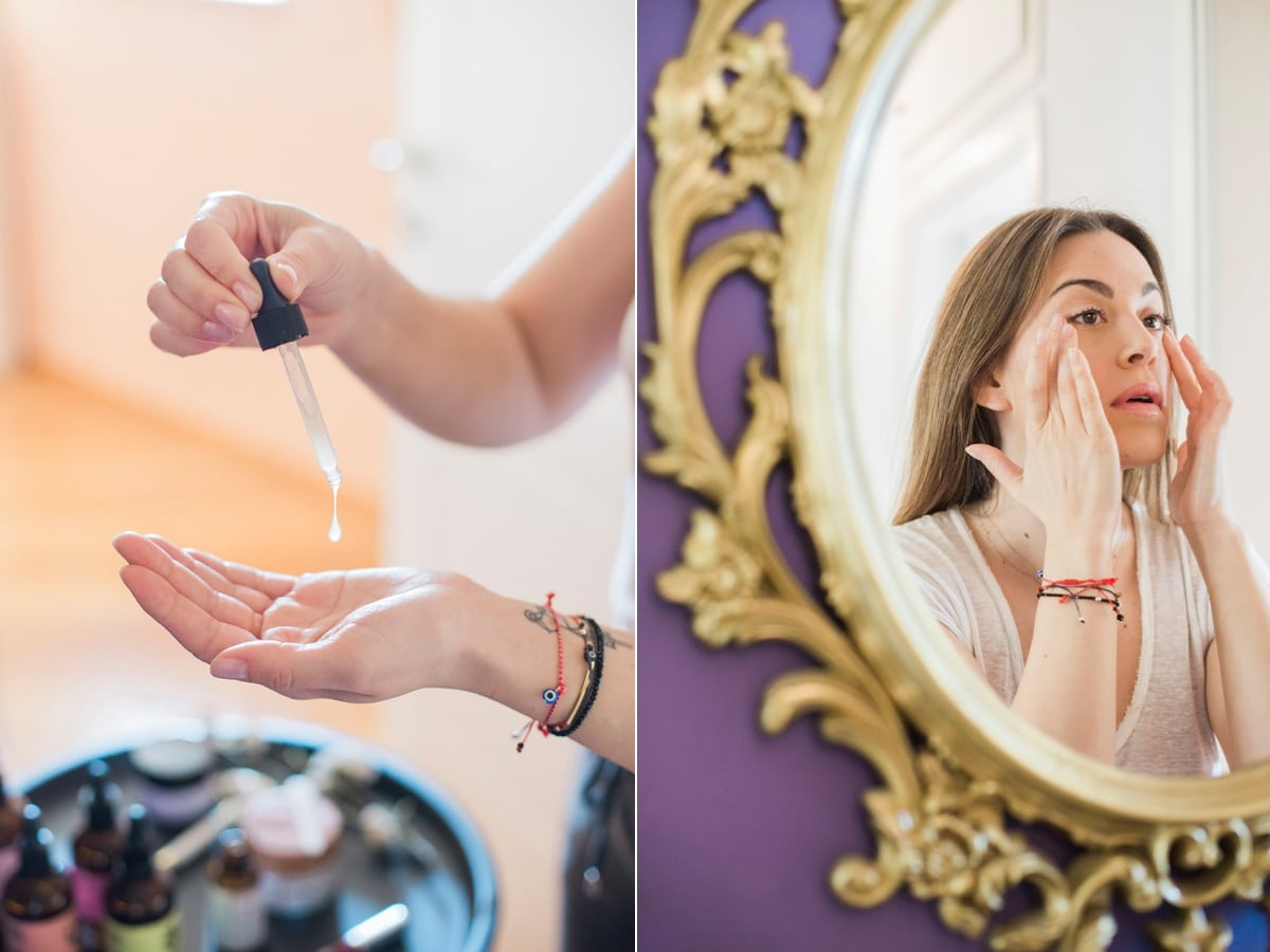 The right bridal treatment step by step