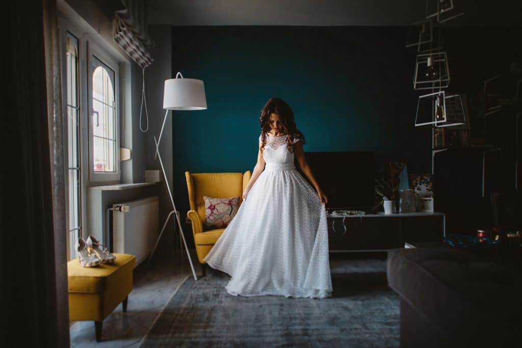 Bride's photography Artographer