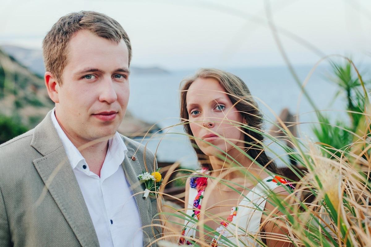 Intimate γάμος στην Εύβοια