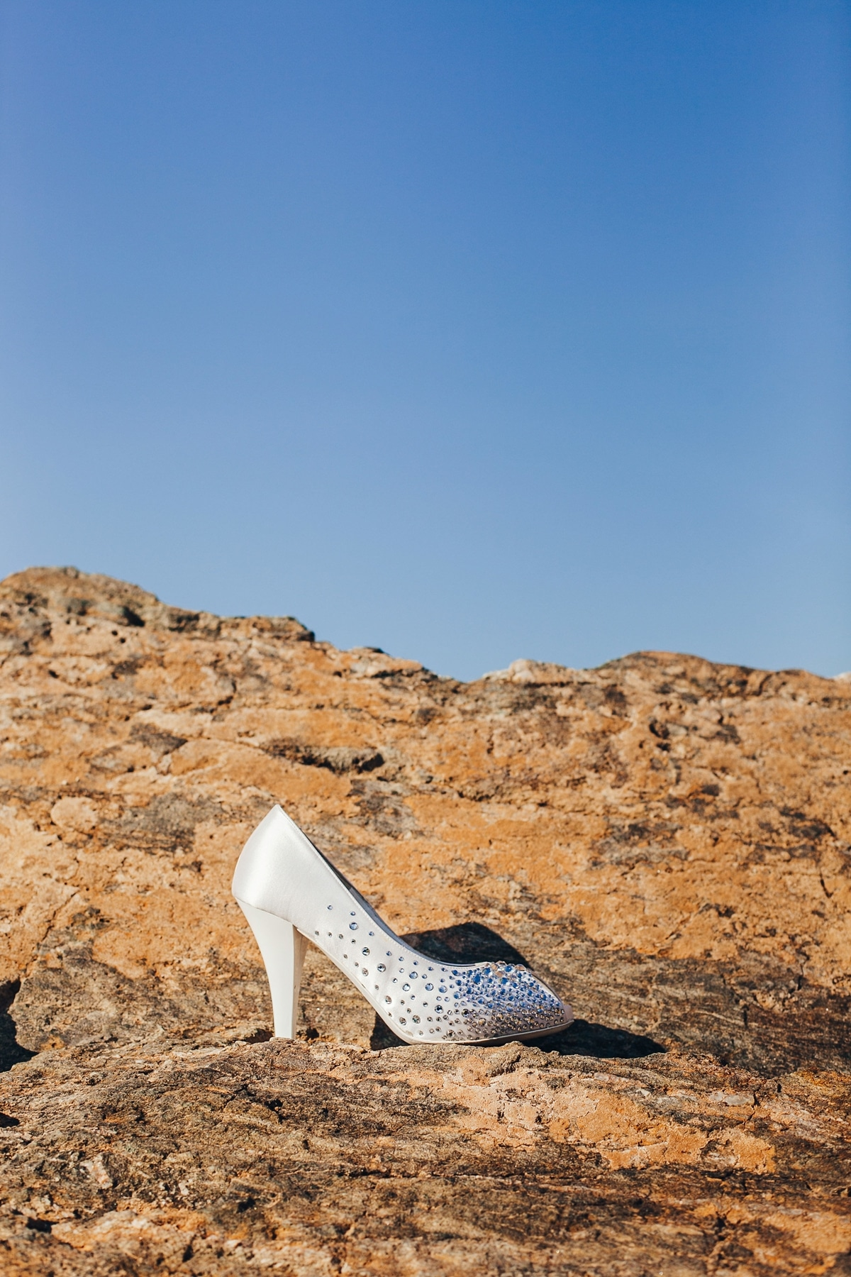 Φωτογράφιση νυφικών παπουτσιών