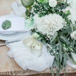 rustic διακόσμηση γάμου
