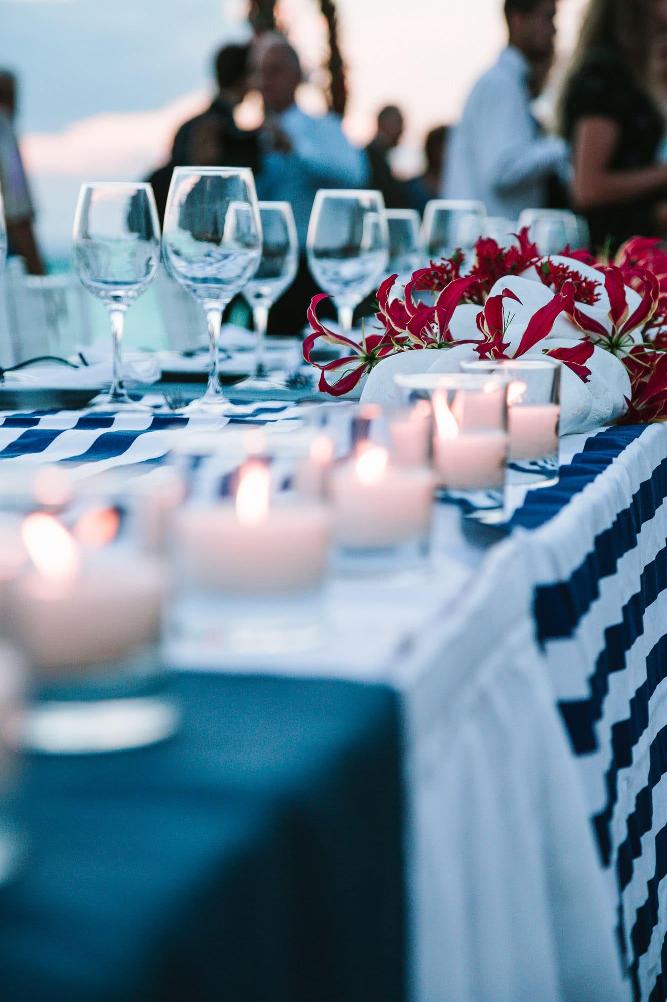 Nautical themed wedding | The Wedding Tales