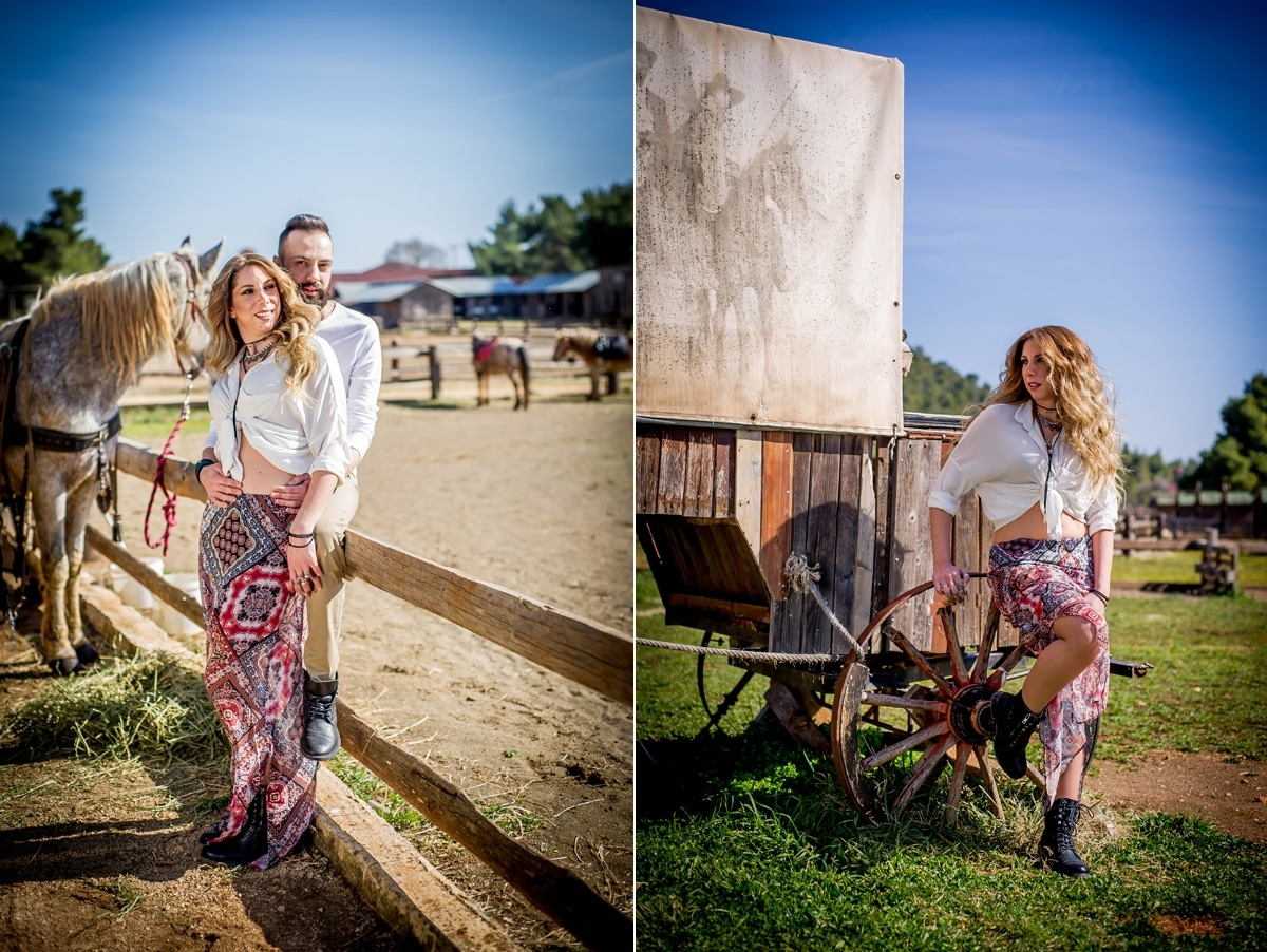 Pre wedding photshoot at The Ranch