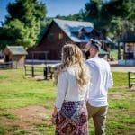 Rustic pre wedding φωτογράφιση στο The Ranch