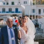Boho wedding in Sifnos