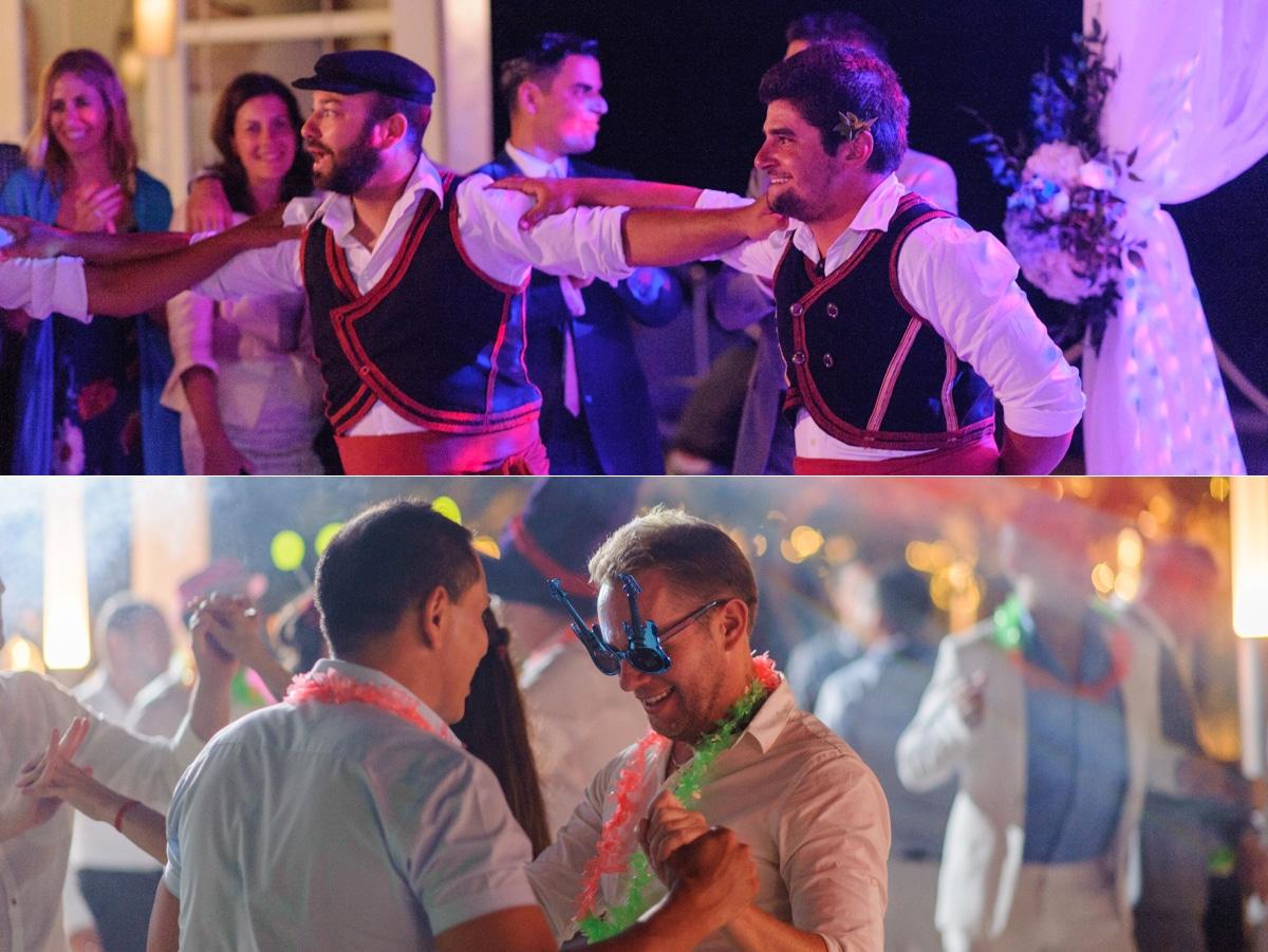 Gay γάμος στη Σαντορίνη