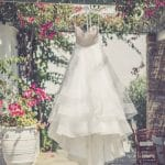 Ball gown wedding dress Hayley Paige