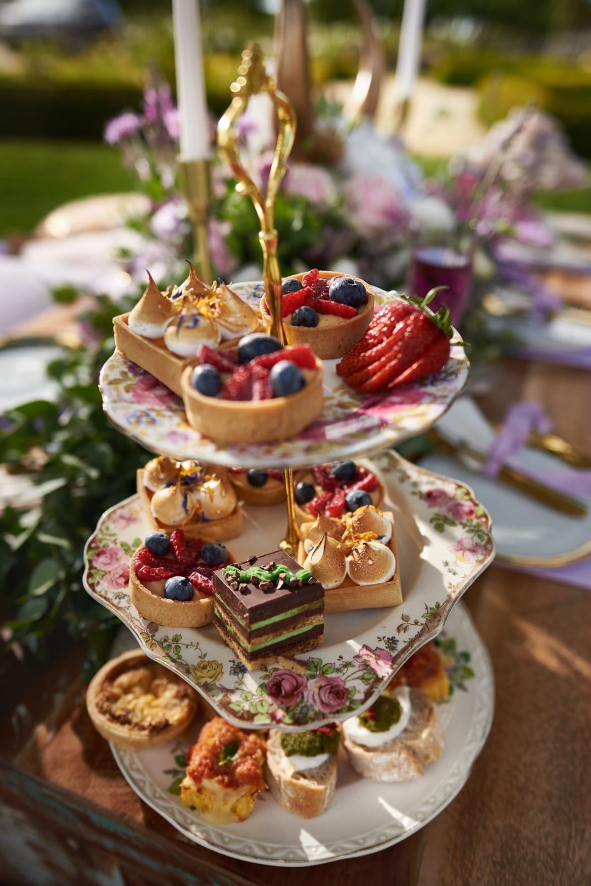 Ιδέες για γλυκά γάμου
