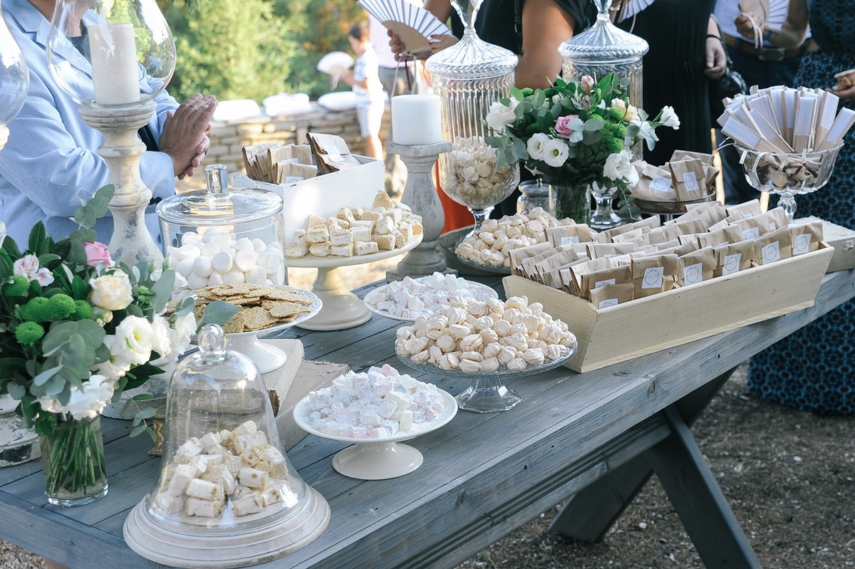 Ideas for a rustic wedding