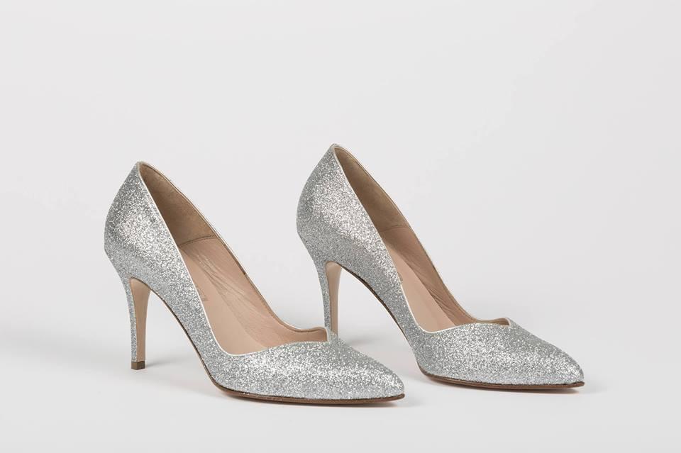 Χειροποίητα νυφικά παπούτσια Sideris Shoes