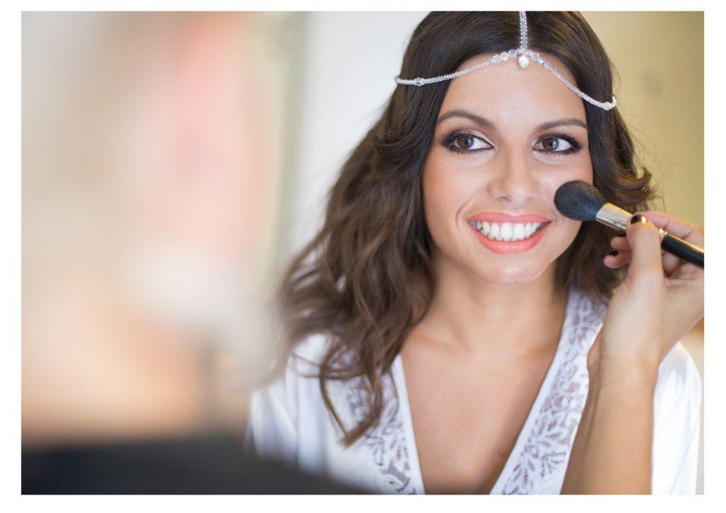 Νυφικό μακιγιάζ Joanna Stella Papathanasiou