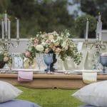 Μεγάλα μαξιλάρια σε γάμο