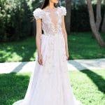 Αέρινο νυφικό made bride by antonea