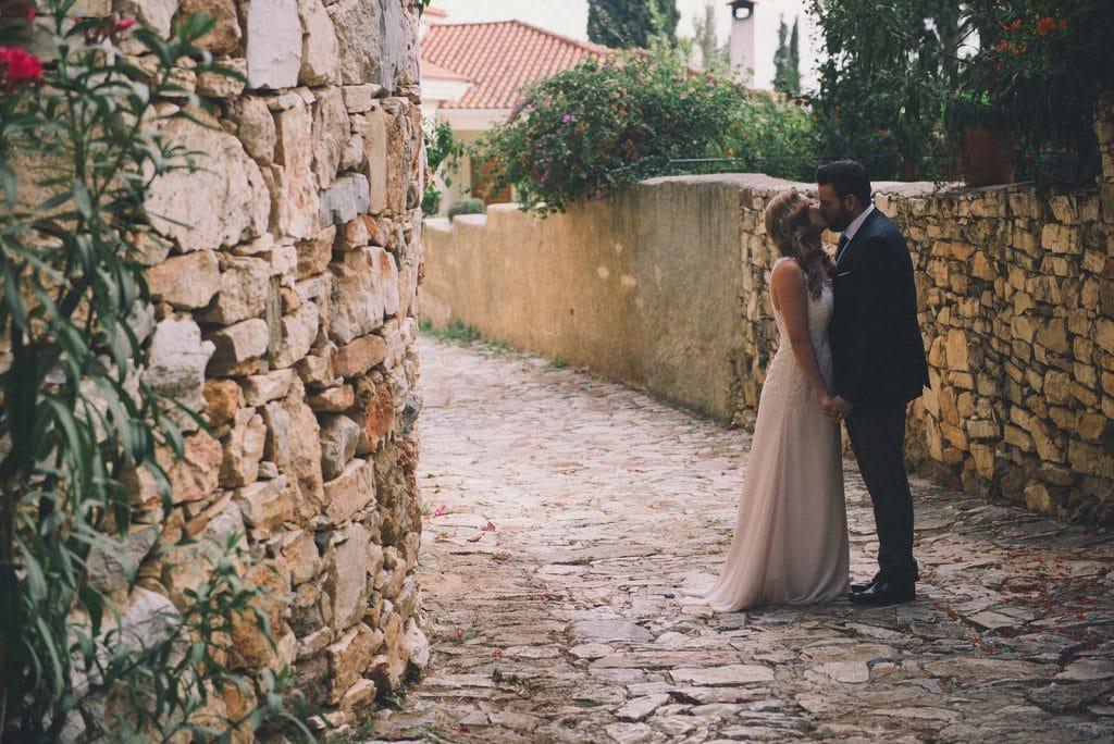 Rustic wedding at Vorre Museum