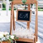 Δροσερό ρόφημα για τους καλεσμένους του γάμου