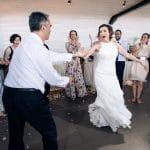 Χορός νύφης με τον μπαμπά της