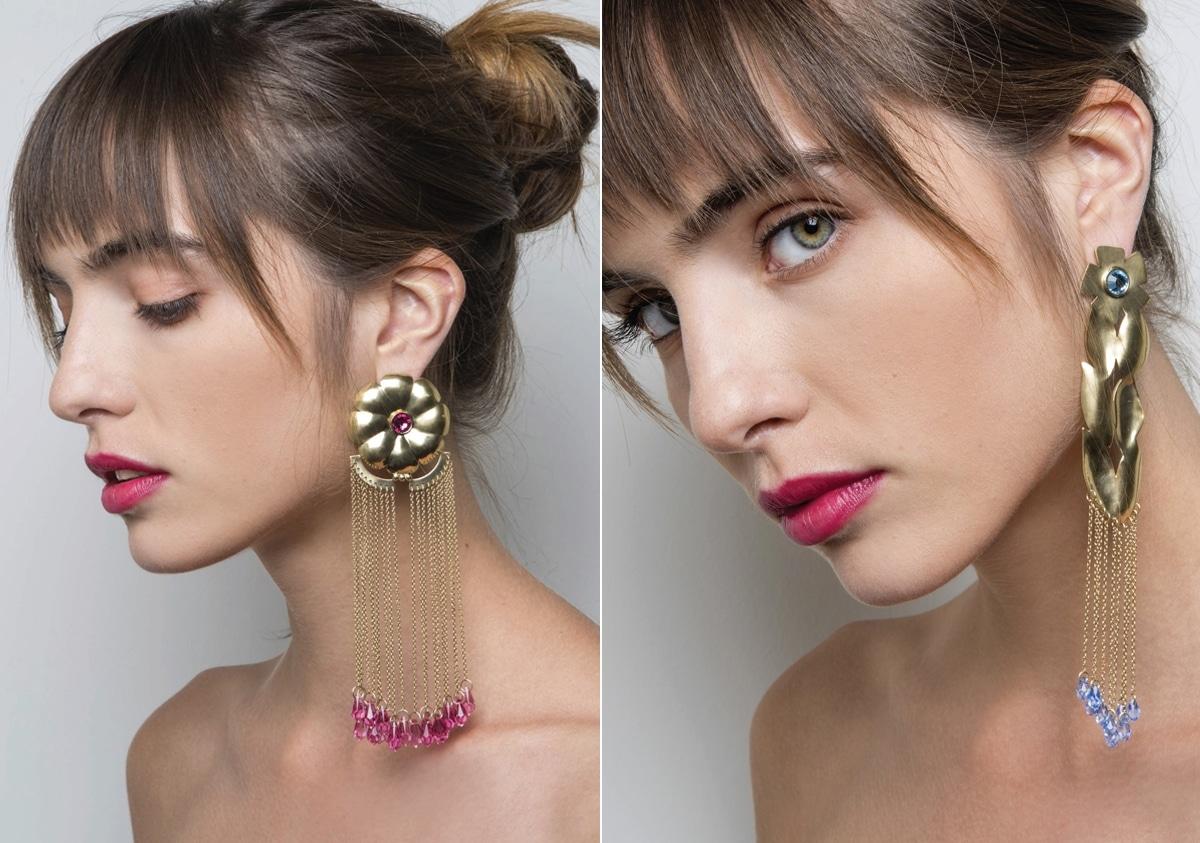Ιδέες για εντυπωσιακά σκουλαρίκια για τη νύφη