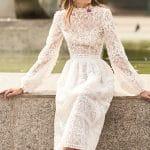 Ιδέες για νυφικό για πολιτικό γάμο Christos Costarellos
