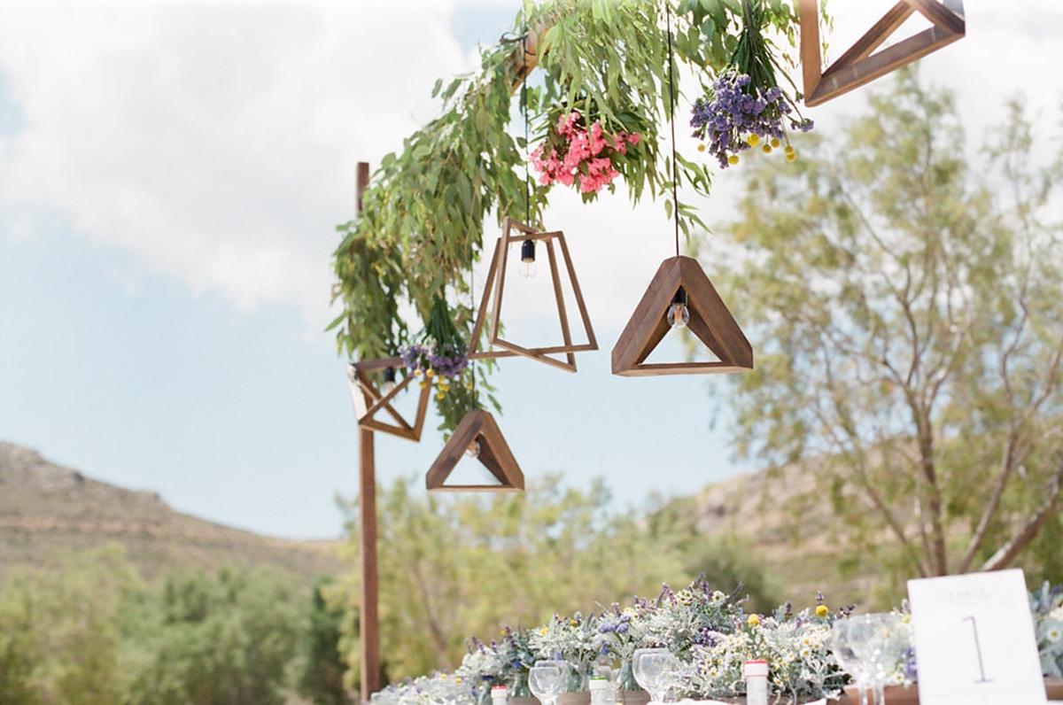 Boho chic wedding in Serifos