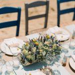 Ιδέες για boho chic διακόσμηση γάμο σε νησί