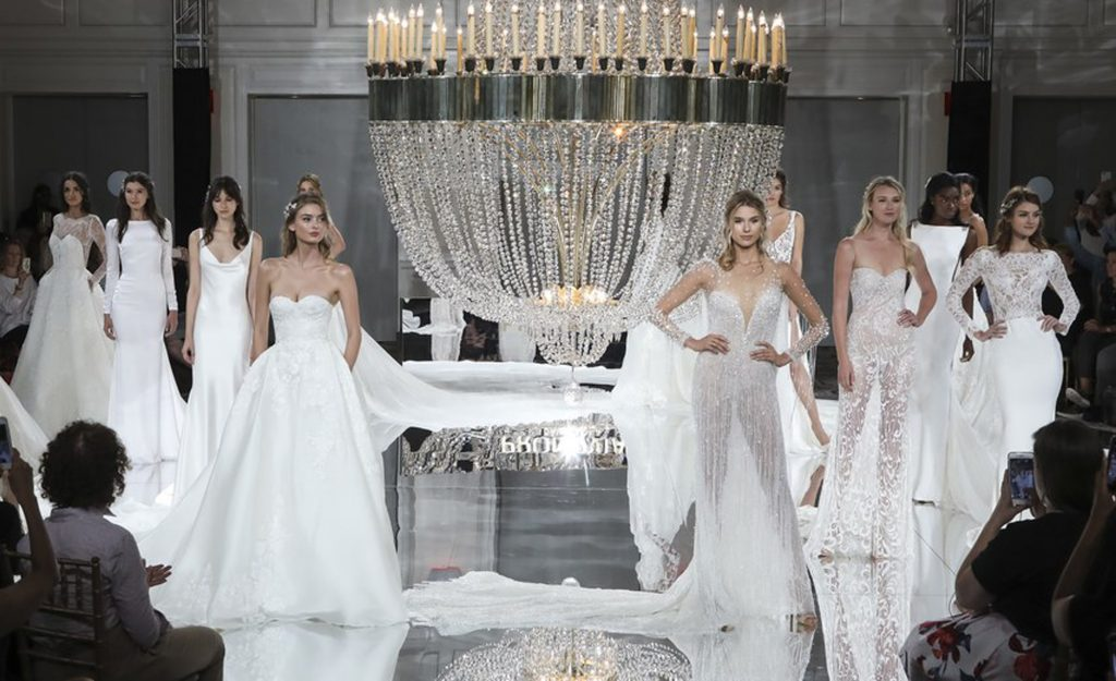 Pronovias bridal collection bridal week 2018