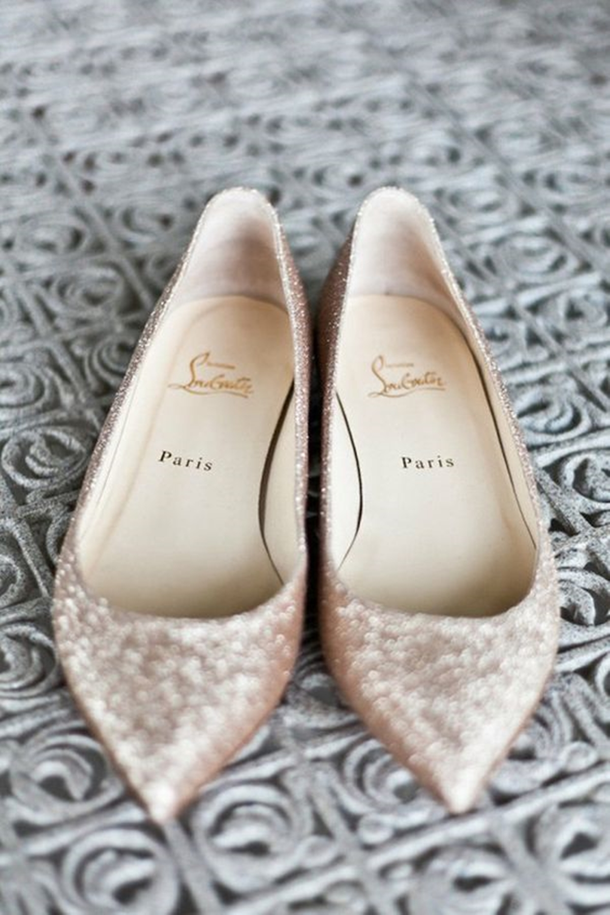 online store 2a51c 43baa Ideas for flat bridal shoes   WeddingTales.gr