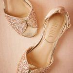 Flat νυφικά παπούτσια Billy Ella